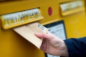 Zahl der Filialen und Briefkästen der Post sinkt