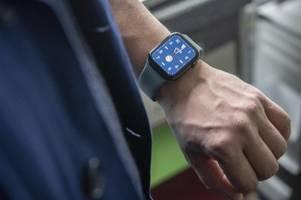 Die neue Apple Watch ist allzeit bereit