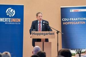 Maaßen-Besuch heizt Streit in der Augsburger CSU an