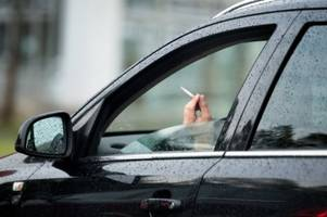 Auch Bayern will Rauchverbot beim Fahren mit Kinder