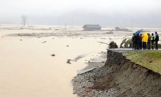 Unwetterschäden: Österreich bekommt acht Millionen Euro von EU