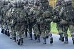"""buchauszug """"extreme sicherheit"""" - wie sich die afd als soldaten-partei profilieren will"""