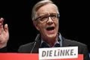 """Gastbeitrag von Dietmar Bartsch - Linke fordert """"Klimareichensteuer"""" und """"Preisdeckel"""" bei Bus und Bahn"""