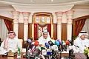 Auch Notenbank steht bereit - Saudi-Arabien gibt Entwarnung bei der Öl-Produktion