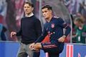champions league - fc bayern - roter stern belgrad im live-ticker: coutinho im blickpunkt