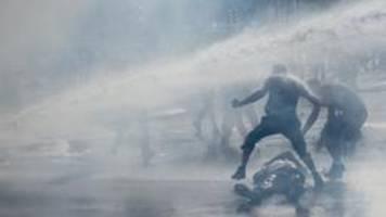 gelbwesten: man kann nicht ewig demonstrieren