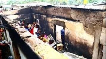 liberia: viele tote bei brand in koranschule