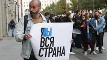 neue protestwelle nach harten urteilen in russland