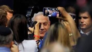Wahlergebnis in Israel weiter unklar
