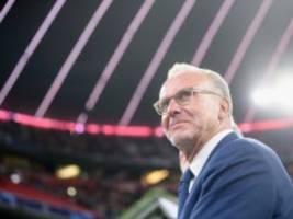 Torwart-Debatte: Rummenigge attackiert Bundestrainer
