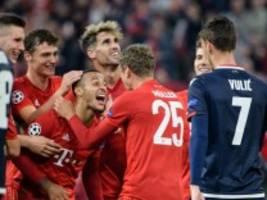 3:0 gegen Roter Stern Belgrad: Lerneffekte beim FC Bayern