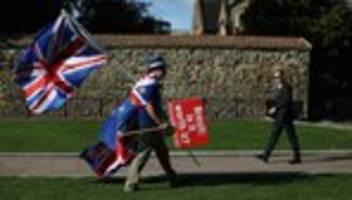 Großbritannien: Britische Regierung übermittelt der EU neue Brexit-Papiere
