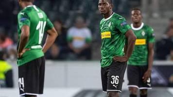 Europa League: Gladbach blamiert sich gegen Außenseiter