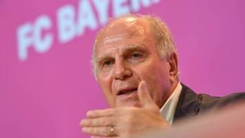 Torhüter-Diskussion eskaliert: Hat keinen Anspruch: Hoeneß wettert wegen Neuer gegen ter Stegen, den DFB und die Presse