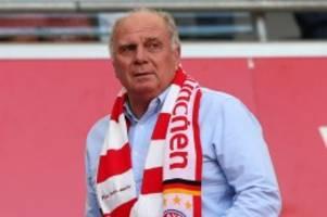 Fussball: Bayern-Boss Hoeneß wütet gegen ter Stegen und den DFB