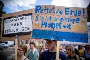 Newsblog: Gretas Mega-Klimastreik am Freitag: Groß, größer – global