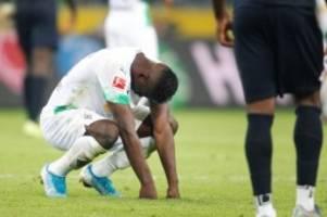 Europa League: Gladbach ohne Embolo in der Europa-League-Startelf