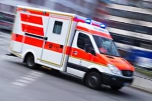 Kriminalität: Flucht vor Polizei endet im Krankenhaus