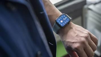 Apple Watch: Die Series 5 sieht aus wie eine richtige Uhr und das kann sie
