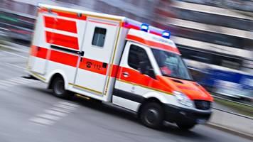 Flucht vor Polizei endet im Krankenhaus