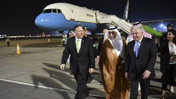 Ankündigung neuer Sanktionen: USA werfen Iran kriegerischen Akt inSaudi-Arabien vor