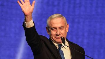 patt in israel: netanjahu fordert nach wahl bildung großer koalition