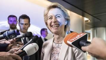 streit mit eu-parlament: von der leyens kampf um die europäische lebensweise
