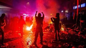 Ausschreitungen in Hamburg: Staatsanwaltschaft klagt 19 G20-Randalierer an