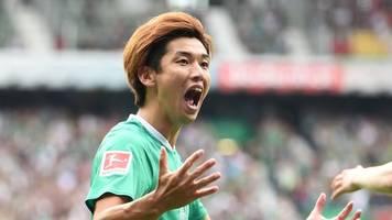 Bremer Personalsorgen vor Leipzig-Spiel: Osako fehlt