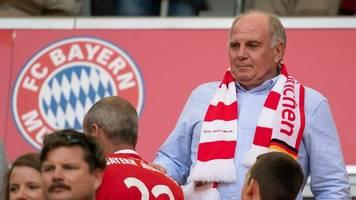 Champions League - Hoeneß' Polterabend: Attacke gegen ter Stegen und den DFB