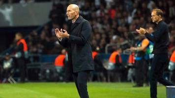 Champions League: Tuchel und teuflische Nudel bringen Zidane in Bedrängnis