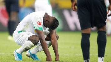 Europa League: Gladbach ohne Embolo in der Europa-League-Startelf