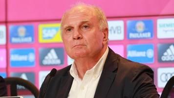 FC Bayern München: Hoeneß-Rundumschlag gegen den DFB und ter Stegen