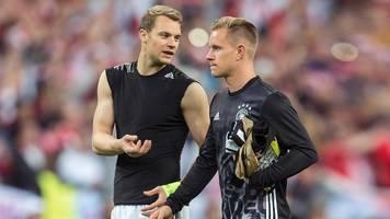 Kampf ums DFB-Tor: Marc-André ter Stegen in einer Statistik vor Manuel Neuer