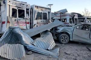 13 Menschen sterben bei Anschlag vor Krankenhaus in Afghanistan
