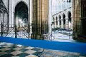 """ehemaliger kölner-dombaumeisterin über notre-dame - """"von wiederaufbau kann noch keine rede sein"""""""