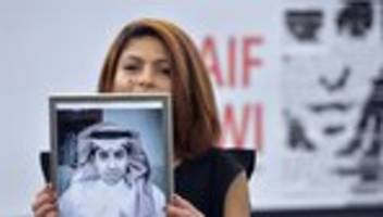 Saudi-Arabien: Blogger Raif Badawi tritt erneut in Hungerstreik