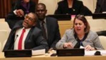 Vereinte Nationen: USA weisen zwei kubanische Diplomaten aus
