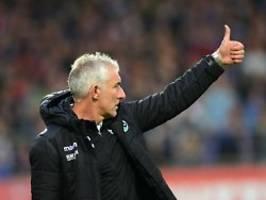 Heidenheim müht sich zu Heimsieg: Hannover 96 rettet Slomka den Job