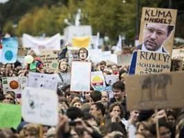 Kein Durchbruch: Klimaschutzpaket fällt bei Aktivisten durch