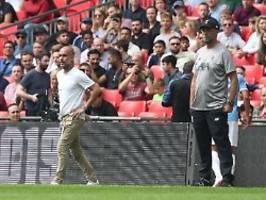 Klopp siegt, City sorgt sich: Fällt der Titelkampf in England aus?
