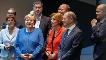 Klimapaket der Regierung : Prima Klima - aber nur für die Groko