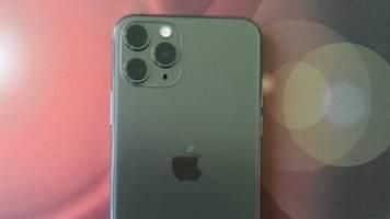 iphone 11: die neuen apple-smartphones im test