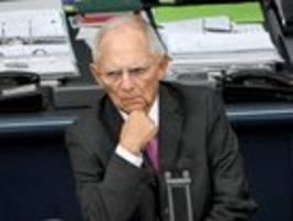 Schäuble kritisiert Landgericht und nimmt Künast in Schutz