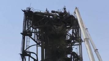 Video: Saudi-Arabien: Wiederaufbau in Windeseile