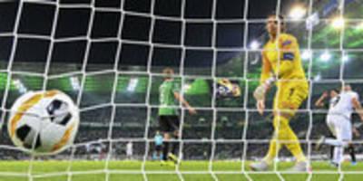 Blamage für Borussia Mönchengladbach: Albtraum gegen den Provinzverein