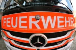 brände: auto in strasburg ausgebrannt
