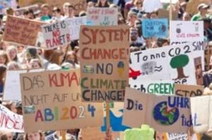 Hunderttausende erwartet: Globaler Klimastreik: Proteste in fast 160 Staaten geplant