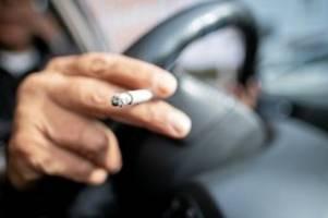 Umfrage: 89,3 Prozent für Rauchverbot im Auto im Beisein von Kindern