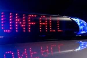 unfälle: drei schwerverletzte bei unfall in bersenbrück
